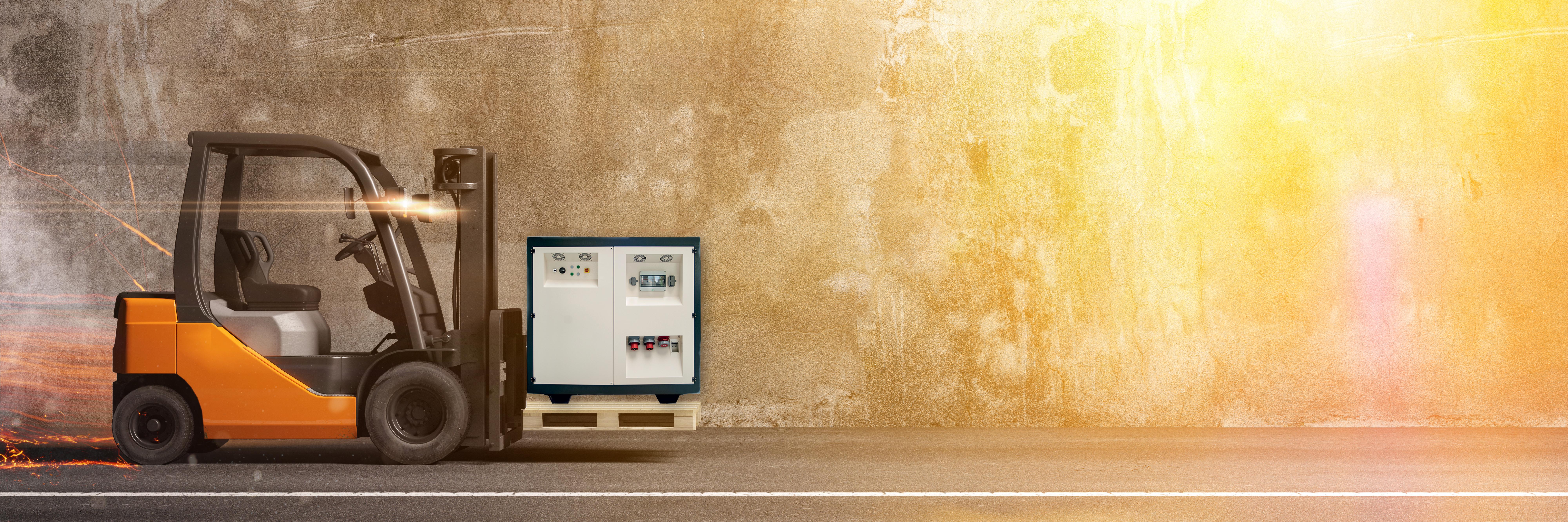 Bild Stromspeicher SaveBox Industry L