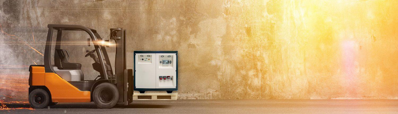 Bild Stromspeicher SaveBox Industry